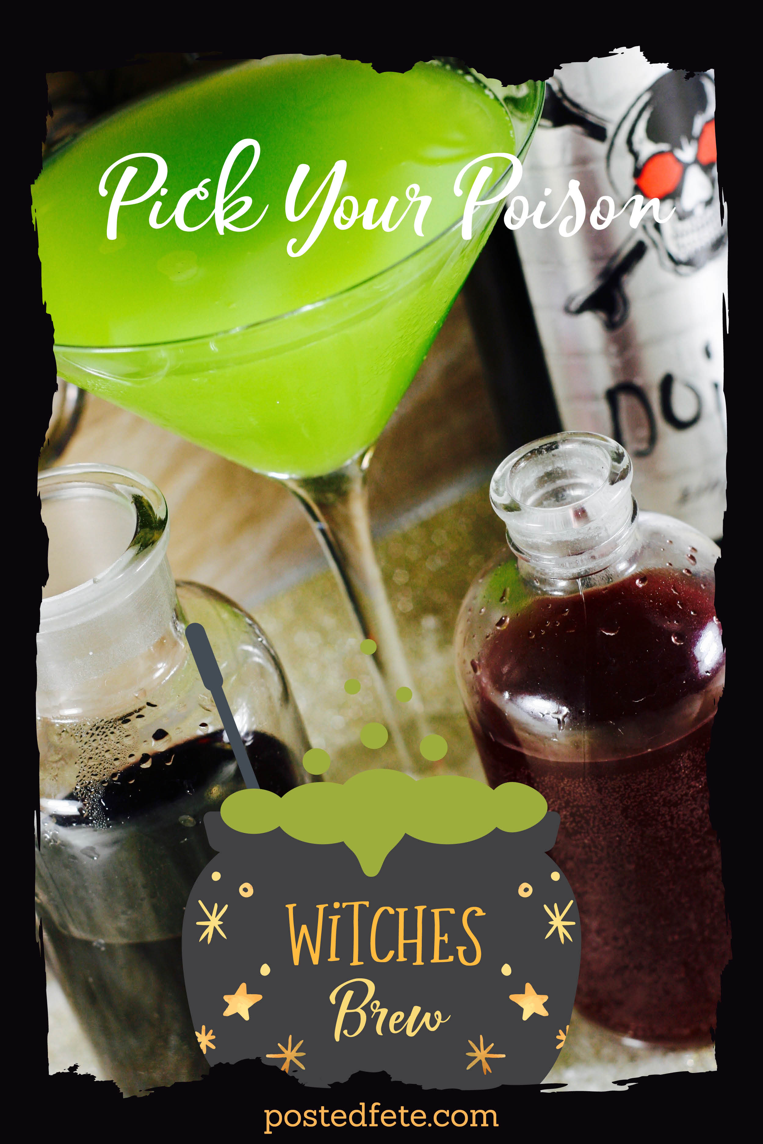 Pick Your Poison Witches Brew Recipes Posted Fete